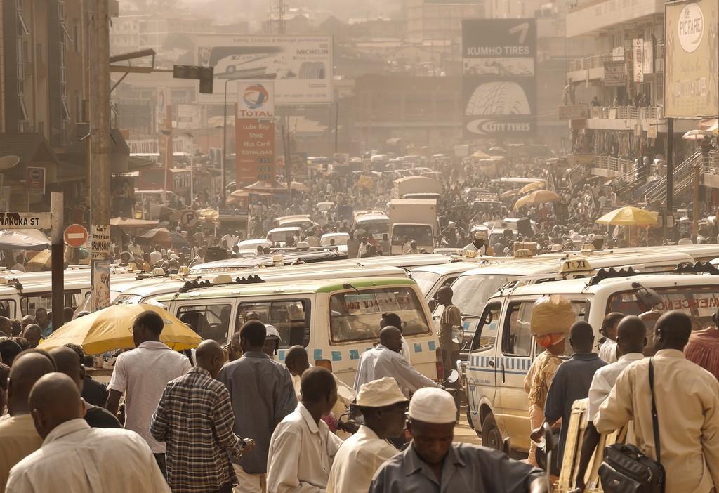 Kampala City Tour