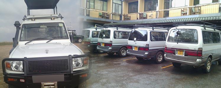 Uganda Safari Car Hire