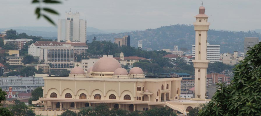 old kampala mosque - The major historic sites in Uganda - Kampala city tour