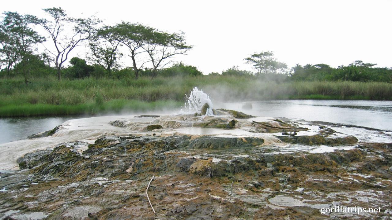 Buranga Hot Springs Uganda