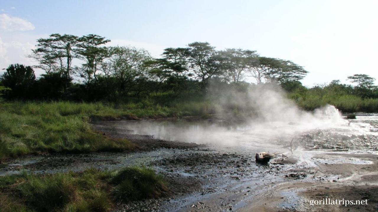 Ihimba Hot Springs in Uganda