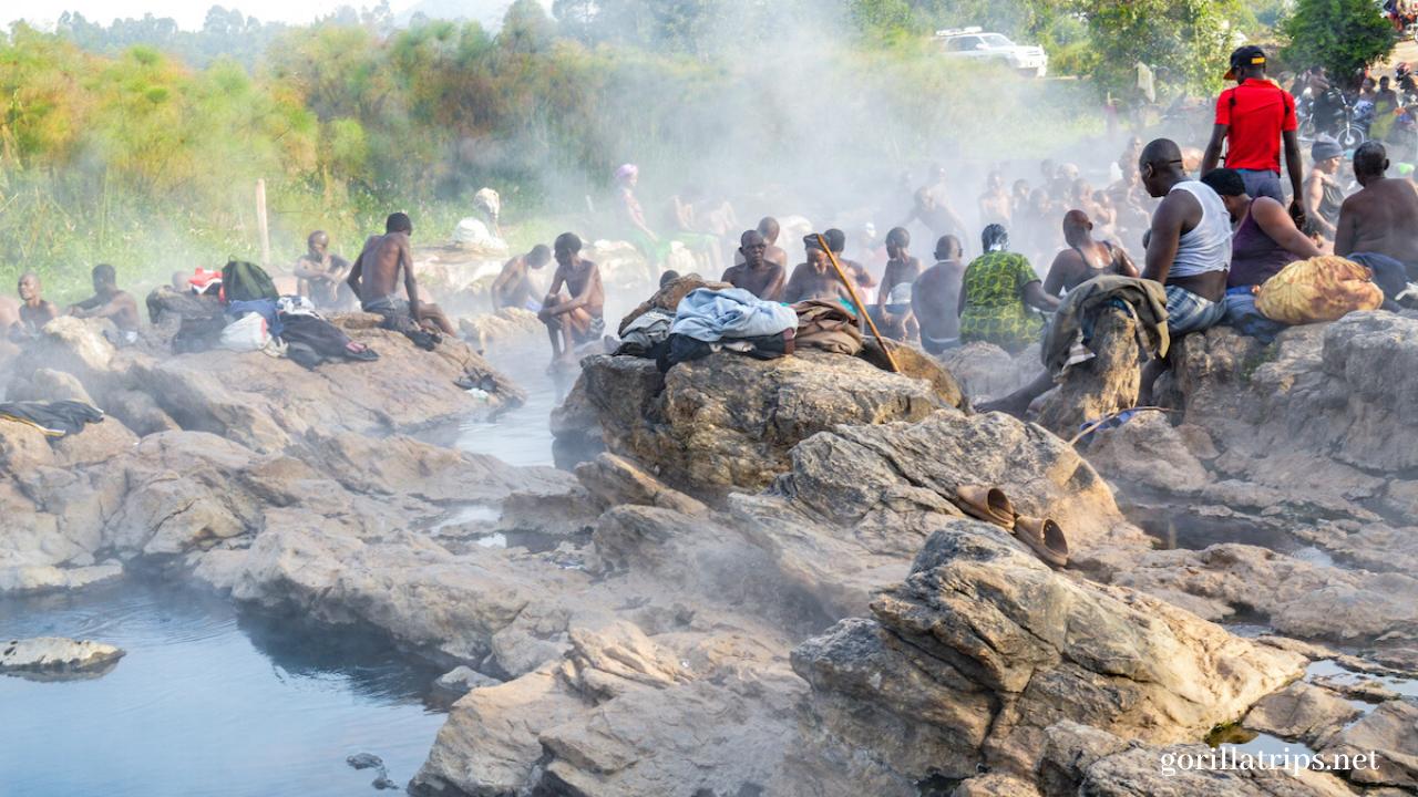 Kitagata Hot Springs Uganda