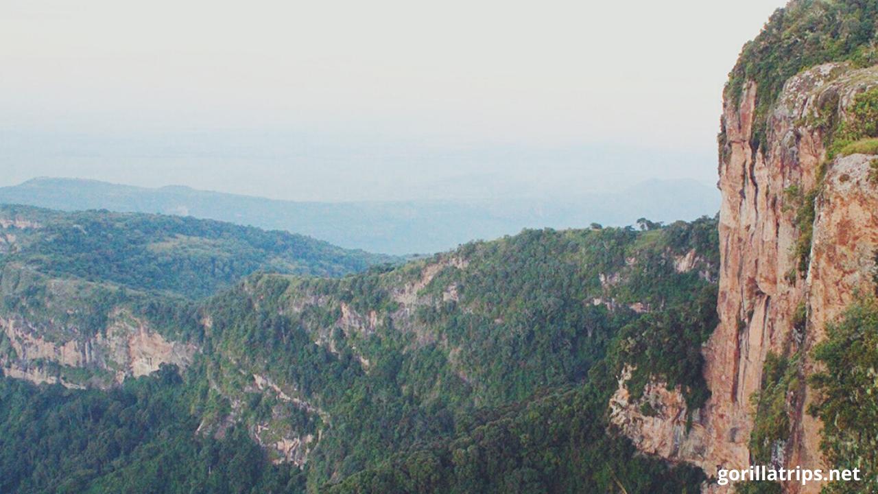 Mount Napak in Uganda