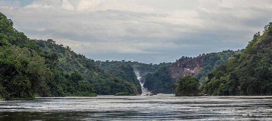 Murchison Falls Boat Safari on the Uganda Gorillas & Savannah Safari