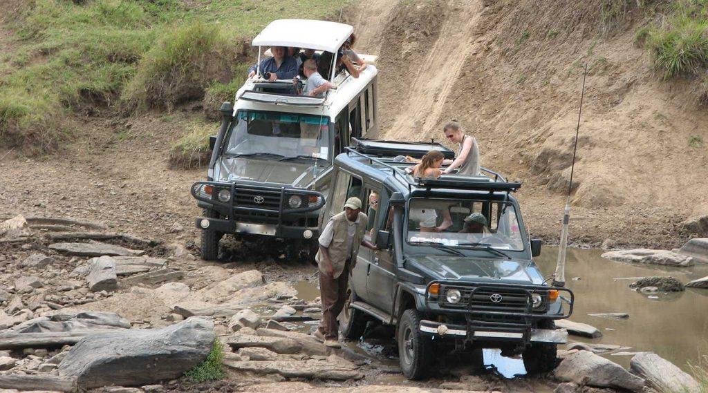 Safari Cars for Hire