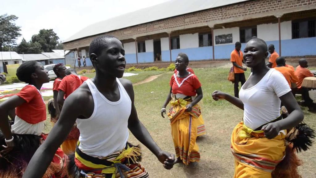 Kiganda dance