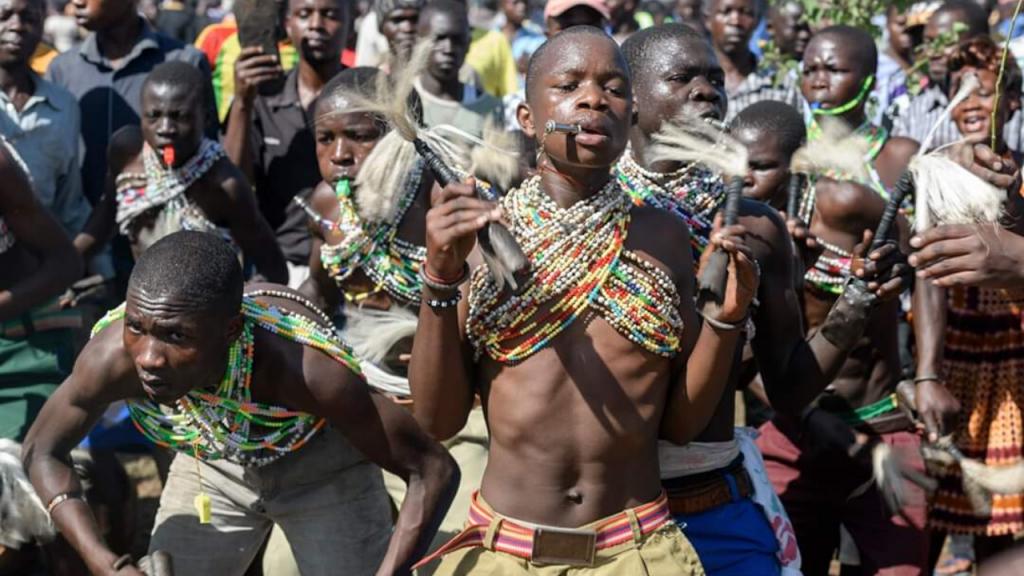 Bagisu  tribe uganda