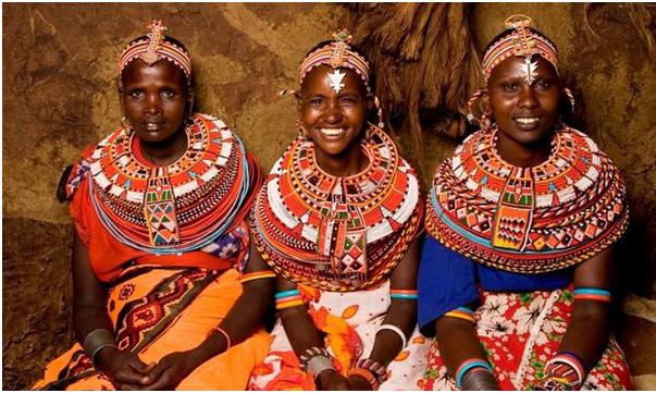 Uganda tribes