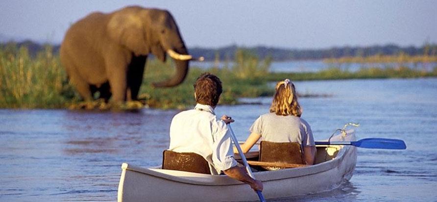 Tanzania Canoe Safari
